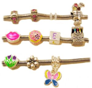 Just for Girls Pandora Style Charms 2